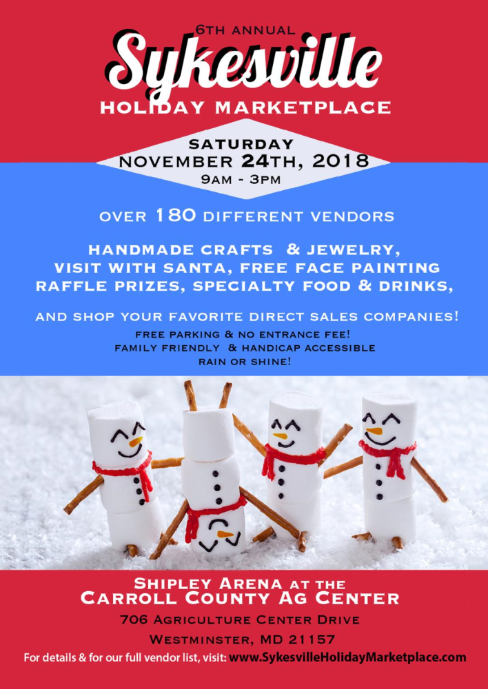 Sykesville Holiday Festival